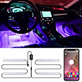 Trongle Car Interior LED Lights,...