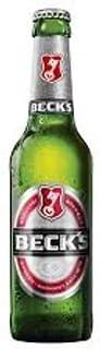 Beck's Beer 4% 24 x 330mL Bottles (Bottled in Australia & Approaching Best Before)