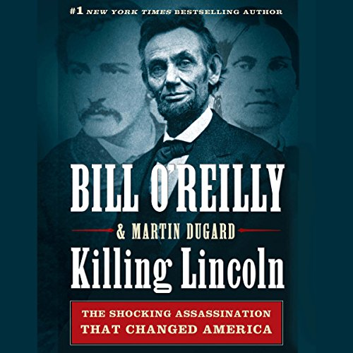 Killing Lincoln audiobook cover art