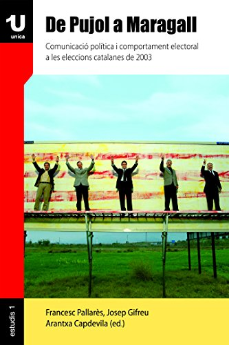 De Pujol a Maragall (UNICA-Estudis) (Catalan Edition)