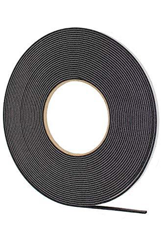 戸当り 隙間 戸 防音 緩衝材 粘着 テープ 付 ゴム スポンジ 厚み 2 mm 幅 5 mm 長さ 10 M EPDM エチレンプロピレン タフシート 25 岡安ゴム