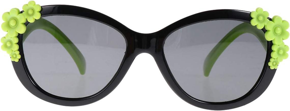 Fashion Kids Sunglasses NEW Flower Lovely Decoration Glasses Low price Design