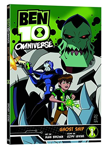 Ben 10 Omniverse: Ghost Ship (1)