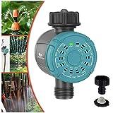灌漑タイマーコントローラー散水ホースタイマー、ホースコントローラー蛇口タイマー、自動灌漑コントローラー散水デジタルタイマー