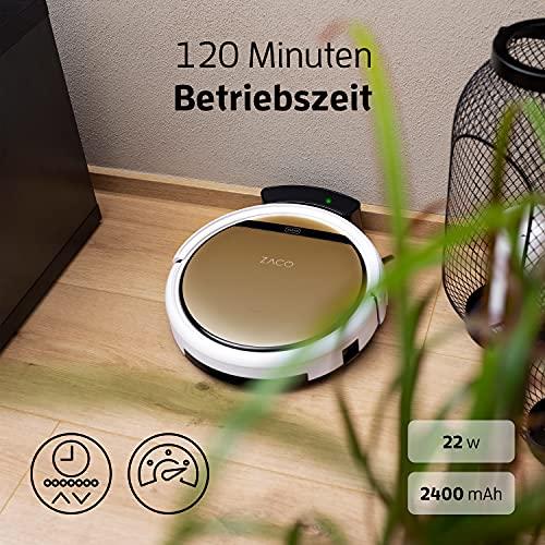 ZACO V5x Saugroboter App & Alexa Steuerung - 5