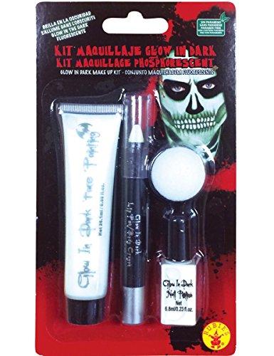Rubies - Kit maquillaje brilla oscuridad