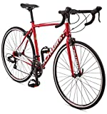 Schwinn Fastback Tourney AL Adult Performance Road Bike, Beginner to Intermediate Bicycle Riders,...
