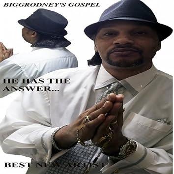 Bigg Rodney's Gospel - EP