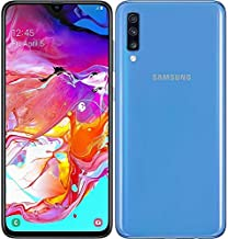 Samsung Galaxy A70 A705M 128GB DUOS GSM Unlocked Android Phone W/Dual 32MP Camera (International Variant/US Compatible LTE...