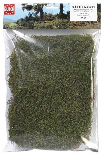 Busch 7350 - Naturales de color verde musgo [importado de Alemania]