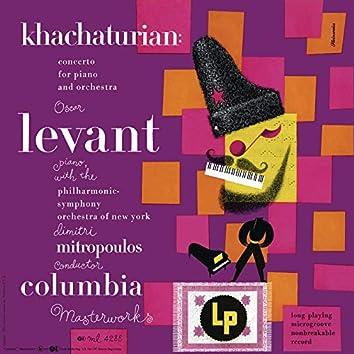 Khachaturian: Piano Concerto in D-Flat Major, Op. 38 (Remastered)