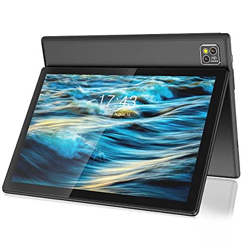 ZONMAI X-G4 Tablet 10.1 Pulgadas Android 10.0 | Tablet 5G WiFi 4G LTE 6GB RAM+128GB ROM TF 256GB, MTK Octa-Core Ultrar-Rápido | Dual SIM Bluetooth 7000mAh Google GMS Type-C GPS