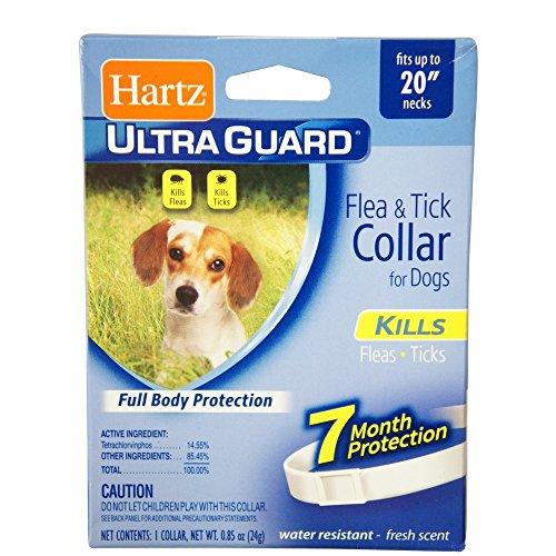 "Hartz Ultraguard Flea & Tick Dog Collar 20"""