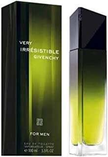Very Irresistible for Men by Givenchy 100ml l Authentic Fragrances by Pandora's Box l