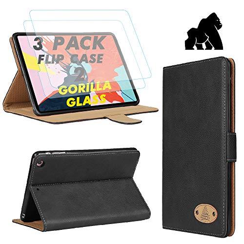 Gorilla Tech - Funda para iPad Mini 2 (Piel sintética, función Atril)