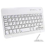 Sans Fil Clavier 7 pouces Wireless Bluetooth Keyboard Ultrathin Mini 7inch Clavier...