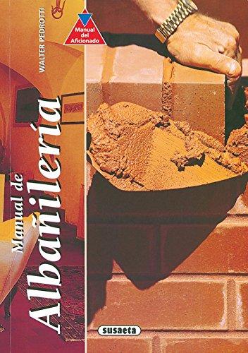 Manual De Albañileria (Manual Del Aficionado