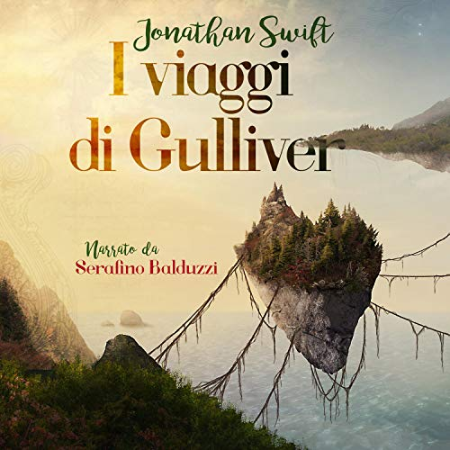 I viaggi di Gulliver copertina