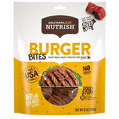Rachael Ray Nutrish Real Meat Dog Treats Pack $7.49 (REG $13.99)