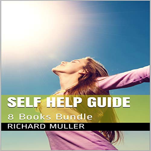 Self Help Guide: 8-Book Bundle audiobook cover art