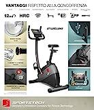 Zoom IMG-1 ergometro esx500 sportstech marchio di