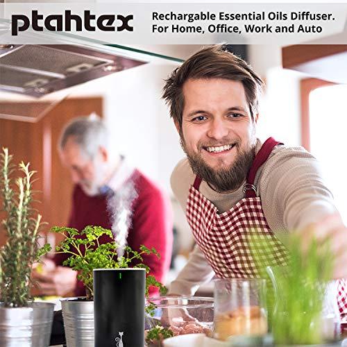 PtahTex Portable Aromatherapy Diffuser