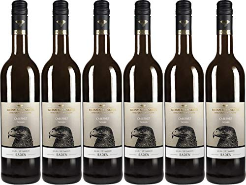 Weinmanufaktur Gengenbach Cabernet Sauvignon 2017 Trocken (6 x 0.75 l)