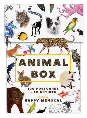 Animal Box: 100 Postcards by 10 ...