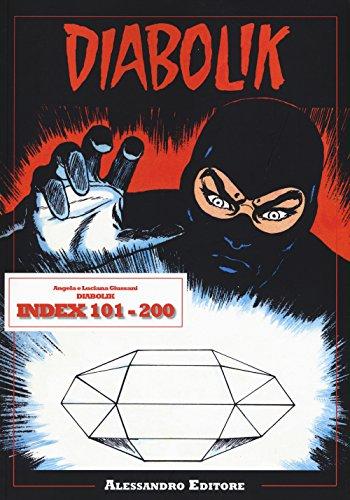 Diabolik. Index 101-200