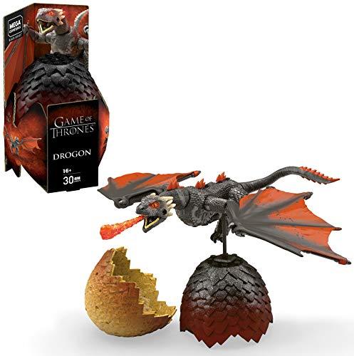 Mega Construx Juego de Tronos Drogon (Mattel GMN99)