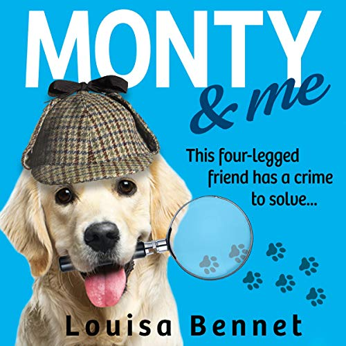 Monty and Me  By  cover art