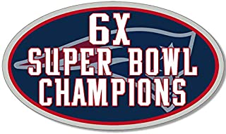 patriots 5x champs