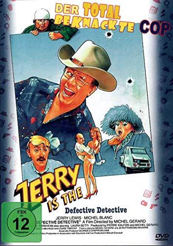 Der Total Beknackte Cop - Jerry Lewis