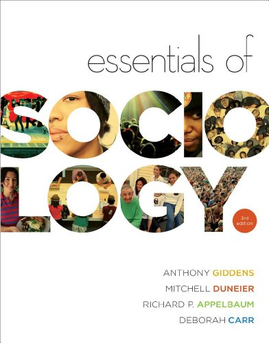Essentials of Sociology (Third Edition)