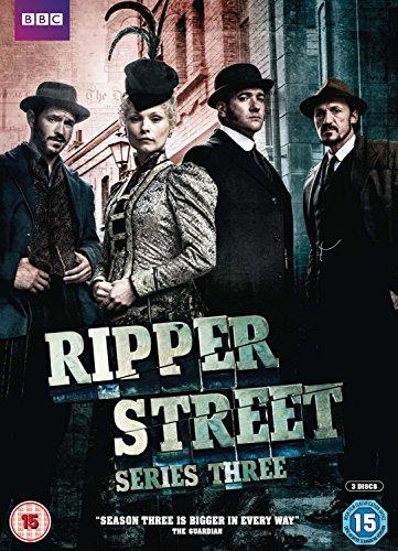 Ripper Street: Series 3 (3 Dvd) [Edizione: Regno Unito] [Edizione: Regno Unito]