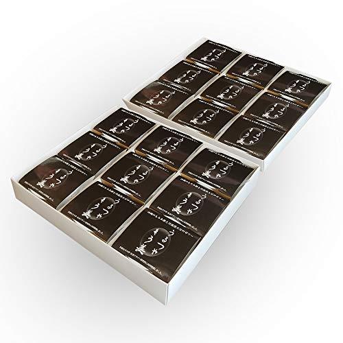 ゼリー ギフト 丹波黒豆 ゼリー詰め合わせ 無添加 沖縄もろみ酢 丹波黒大豆ゼリー うるつやもろ美 計18個(9個×2箱セット)