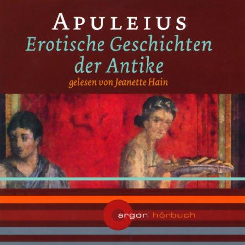 Erotische Geschichten der Antike audiobook cover art