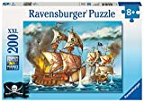 "Ravensburger 12771 9 ""Pirates Puzzle (200-Piece)"