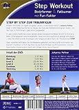 Fit for Fun - Step Workout - Bodyformer & Fatburner mit Fun-Faktor [Alemania] [DVD]