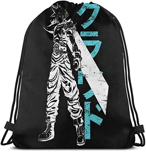 Akito Takagi Bakuman 8 Drawstring Bags Sport Gym Bapa Storage Goodie Cinch Bags