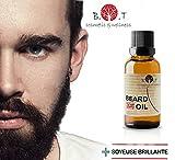 B.O.T Cosmetic & Wellnes - Aceite de Barba 3en1 Aceite, Suer