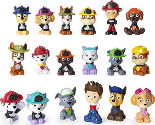 Paw Patrol 6045829 - Caja ciega de figuras pequeñas, surtido 1 unidad, colores variados