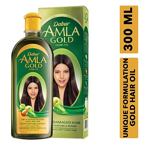 Dabur Amla Gold- Haaröl für Natur Glatte Haare 200ml