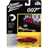 1971 Ford Mustang Mach 1, James Bond 007 - Diamonds are Forever - Johnny Lightning JLSP126/24 - 1/64 Scale Diecast Model Toy Car