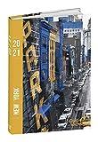 Quo Vadis 128774Q - Agenda Escolar 2020/2021, 1 día por página Multilingüe, 12 x 17 cm, Colección Cities diseño Nueva York