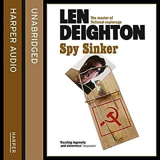 Spy Sinker cover art