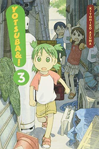 Yotsuba&!: Vol 3