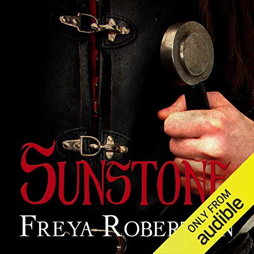 Sunstone Audiobook By Freya Robertson cover art
