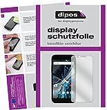 dipos I 6X Schutzfolie klar kompatibel mit Archos 55 Graphite Folie Bildschirmschutzfolie