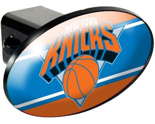 New York Knicks NBA 2pc Rocks Glass Set - Primary Logo